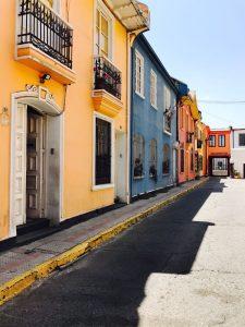 Providencia- Santiago del Cile