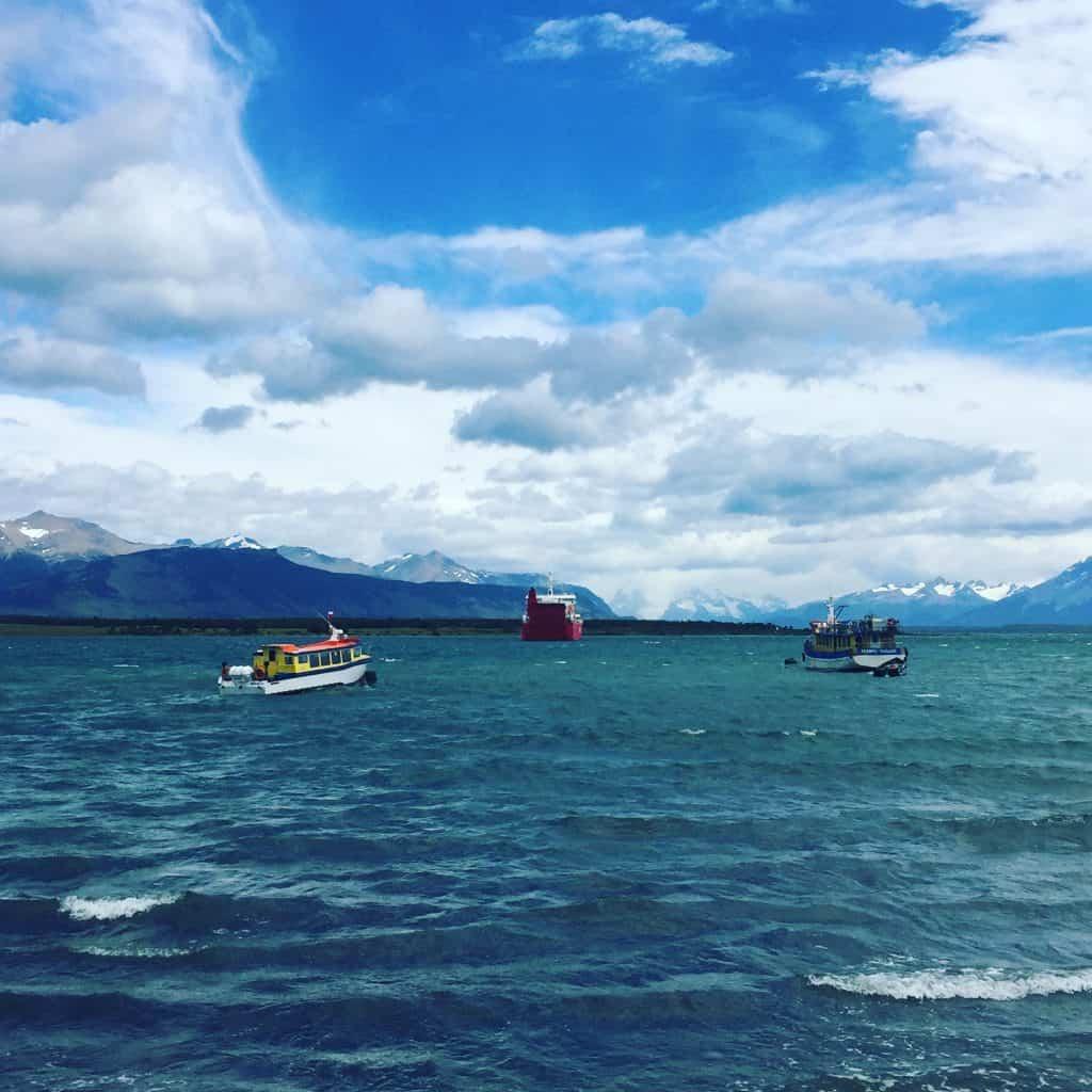 Cile - Puerto Natales