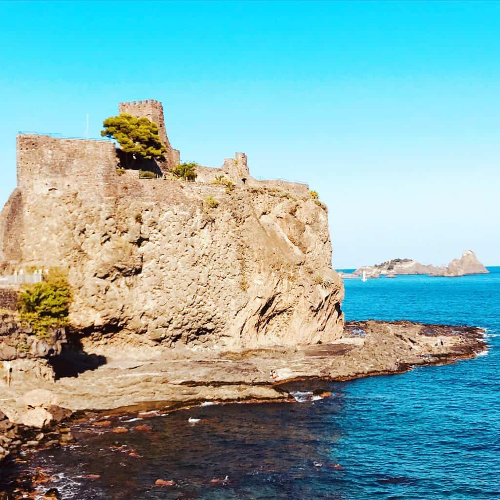 Mare - Aci Castello