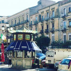 Catania - il chiosco