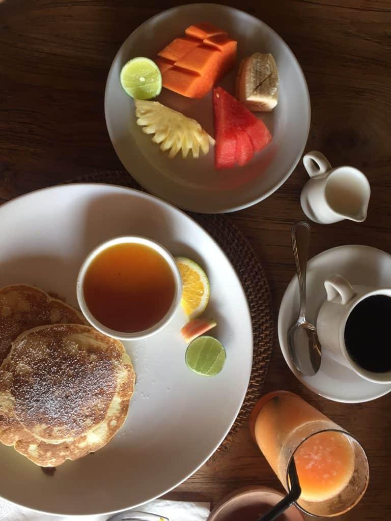 Bali colazione