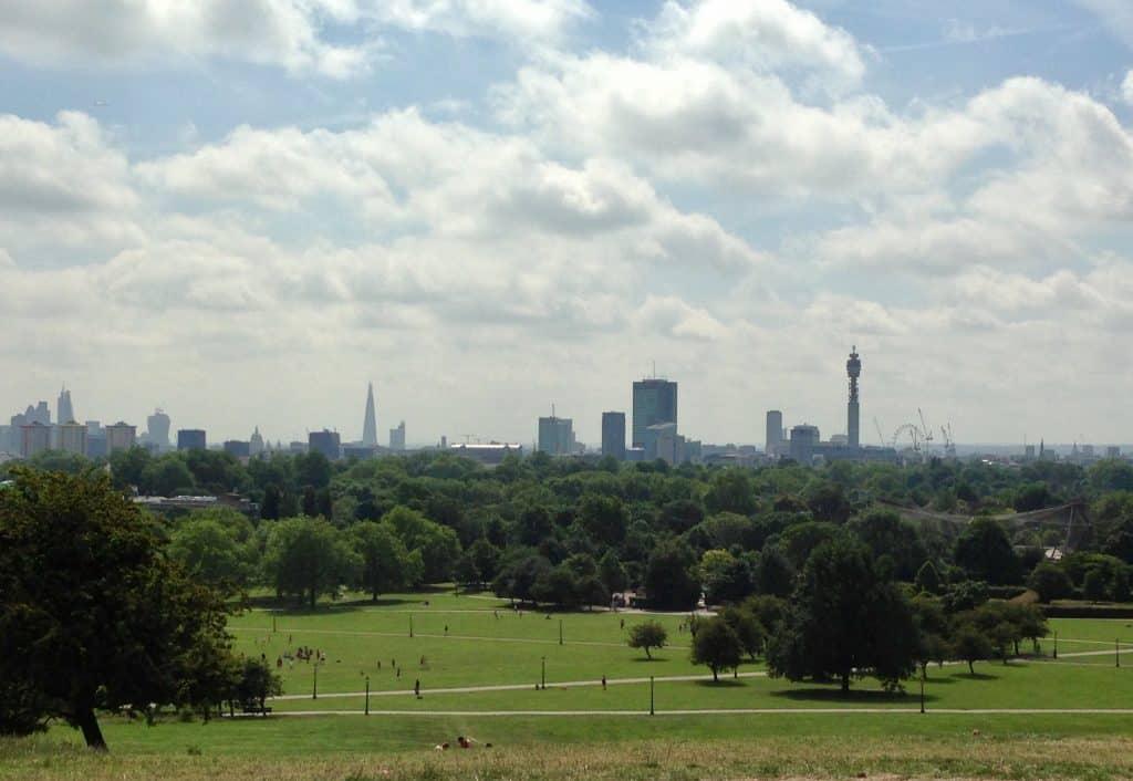 Londra - Regent Park