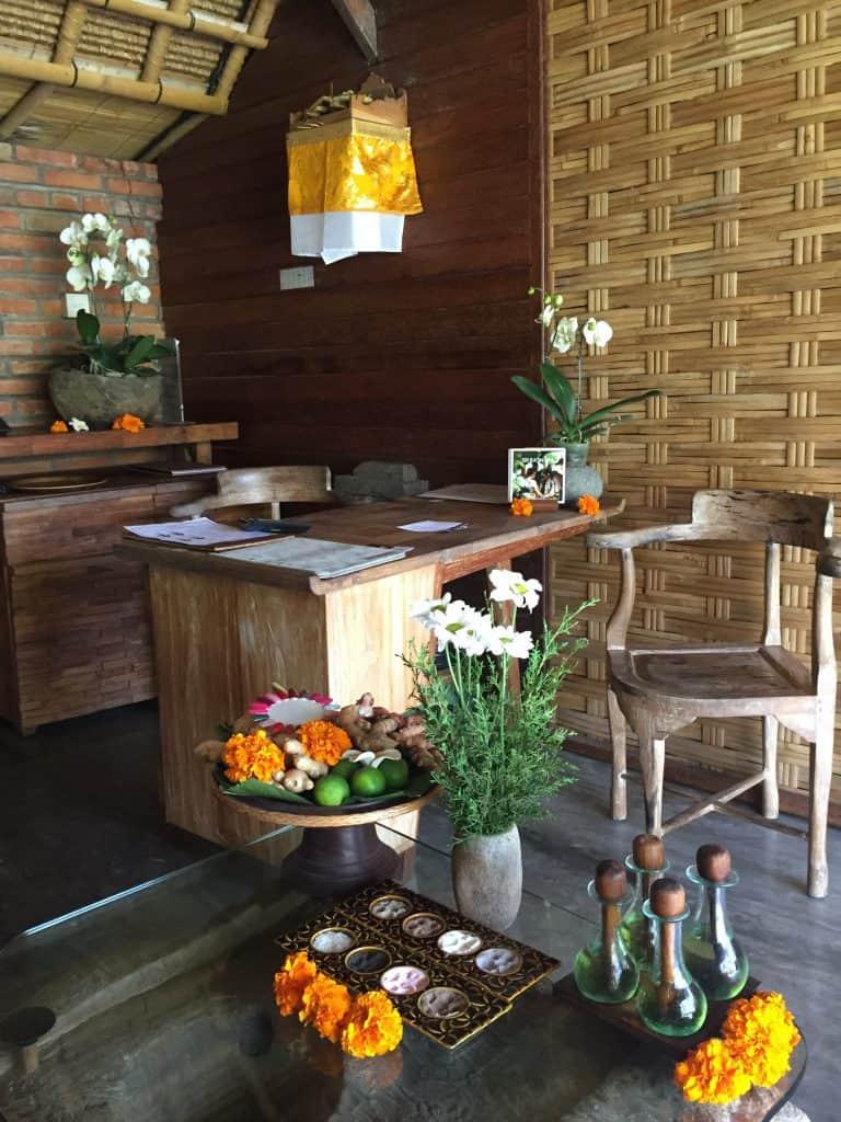 Bali massaggi
