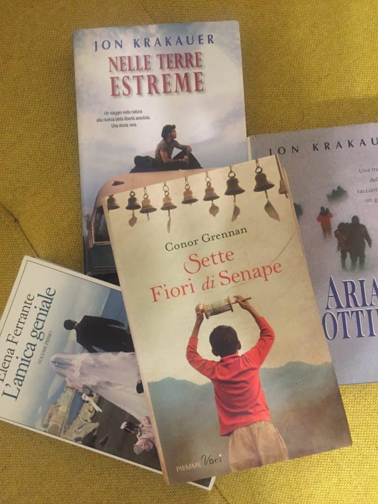 Viaggio libri
