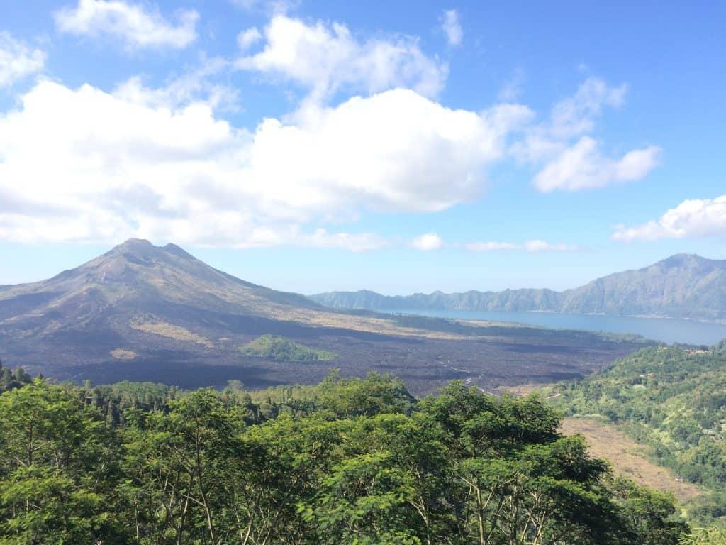Bali vulcano
