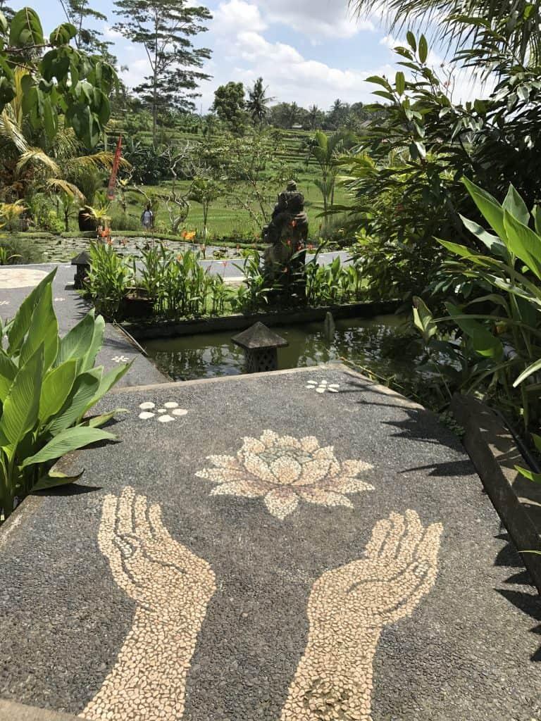 Fare Yoga a Bali