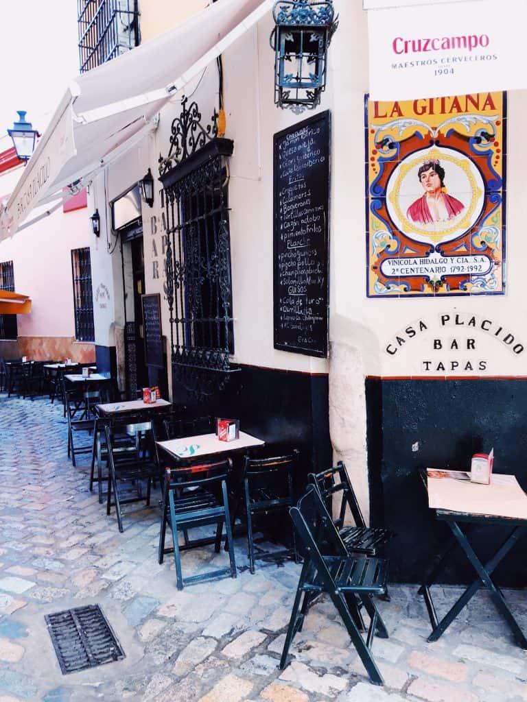 Cosa mangiare a Siviglia