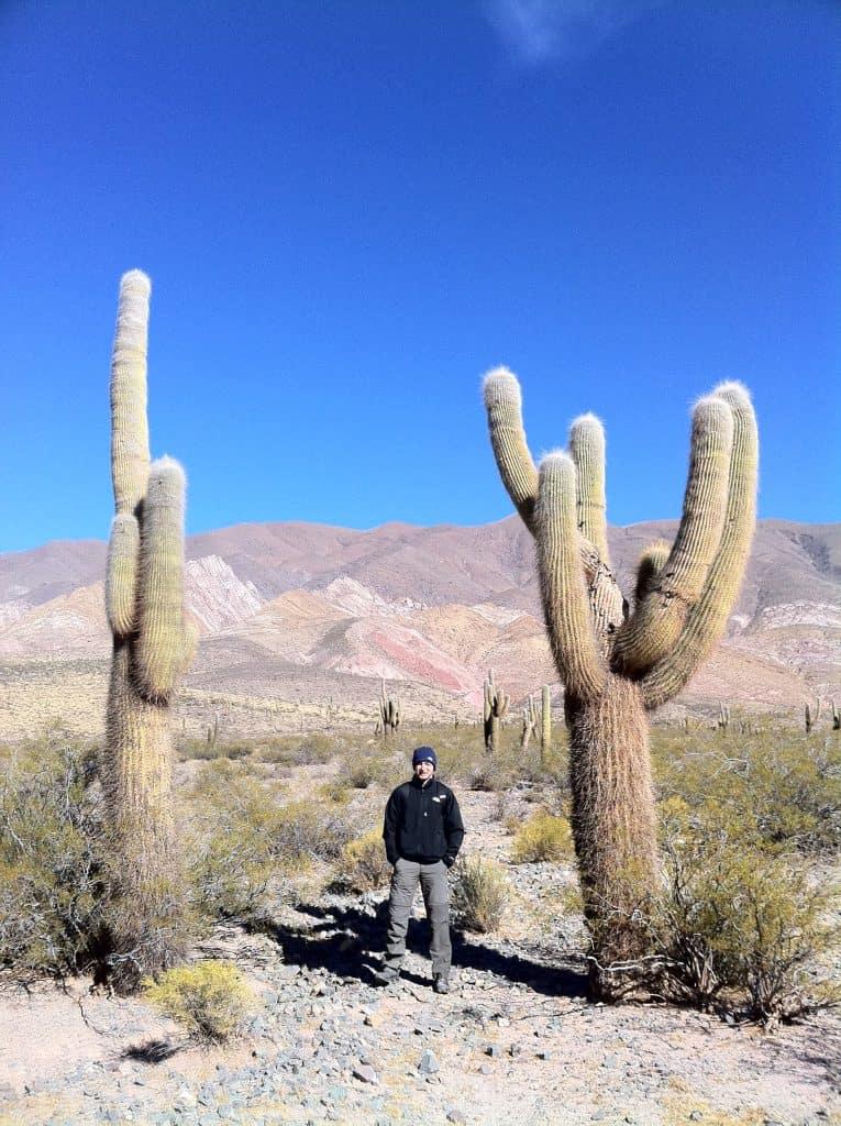 Ande Argentina Quebrada de Humauaca