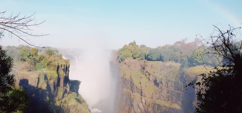 Organizzare un viaggio alle cascate Vittoria
