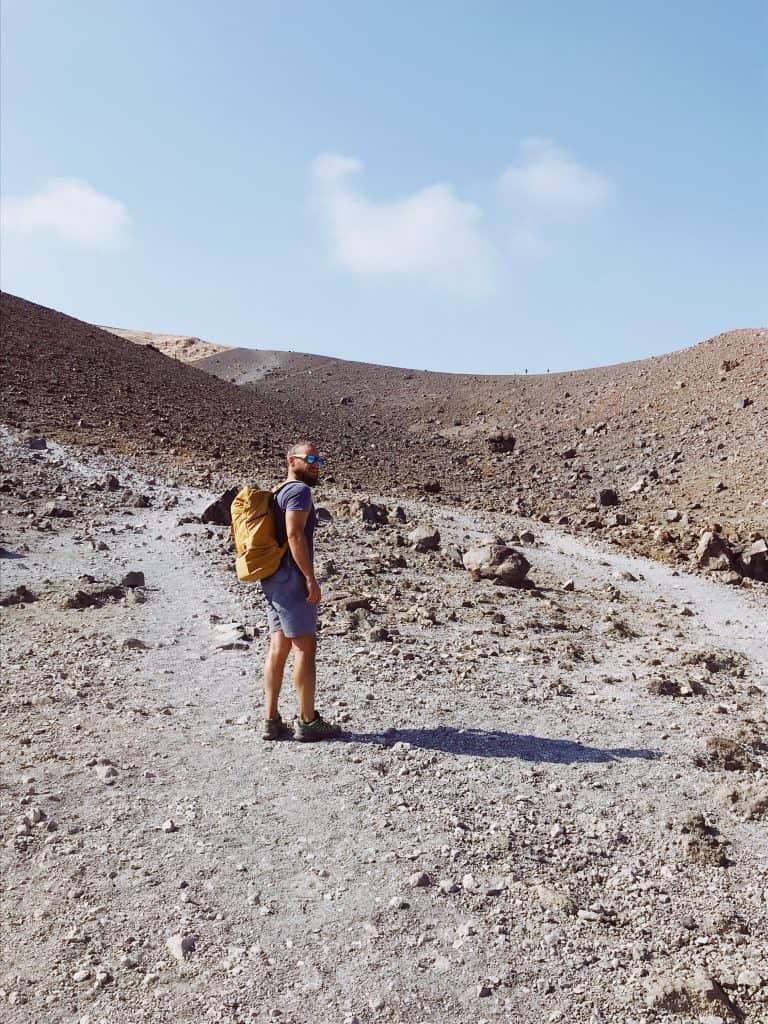 Organizzare un trekking su Vulcano alle Eolie