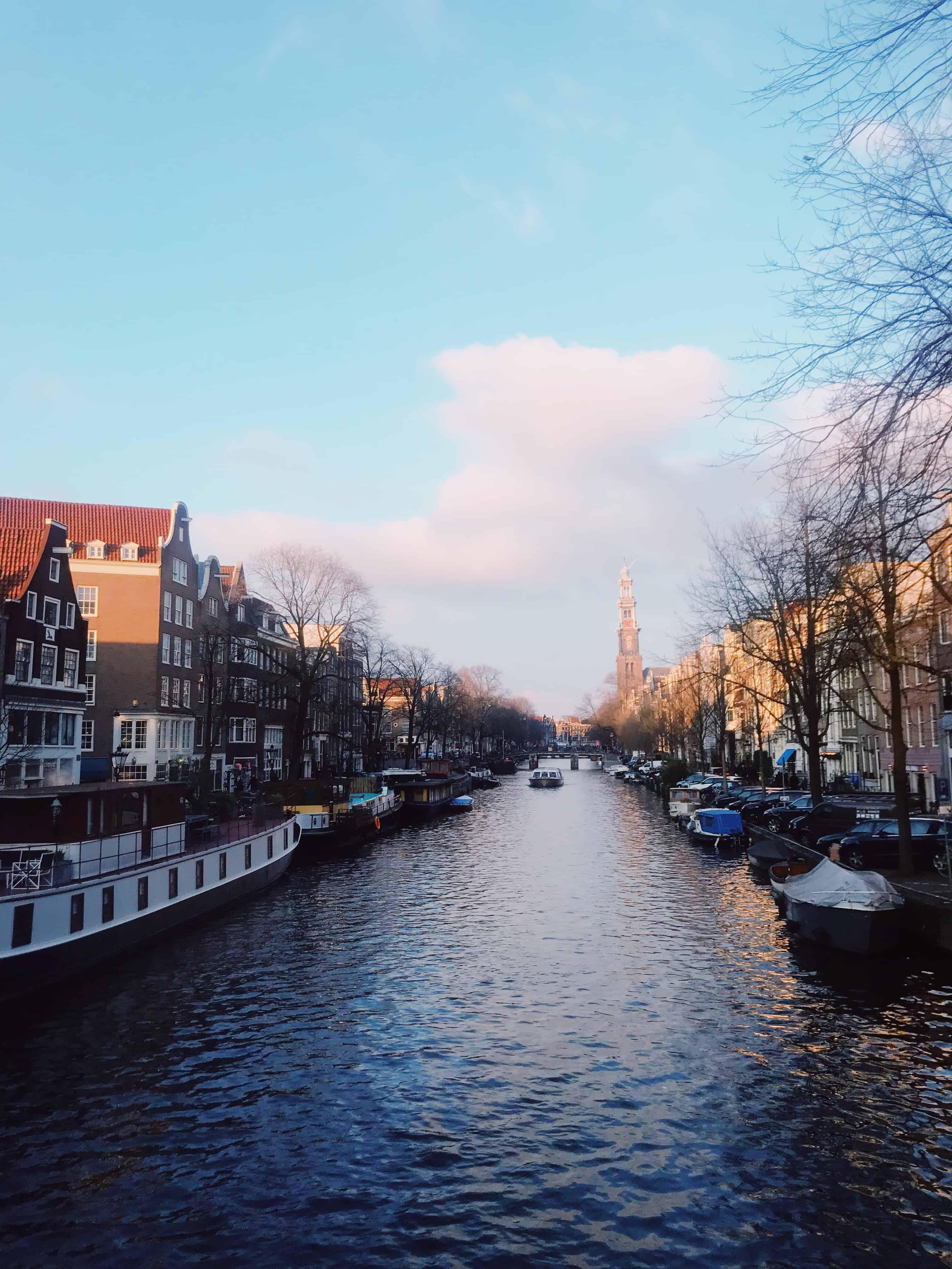Come organizzare un weekend ad Amsterdam