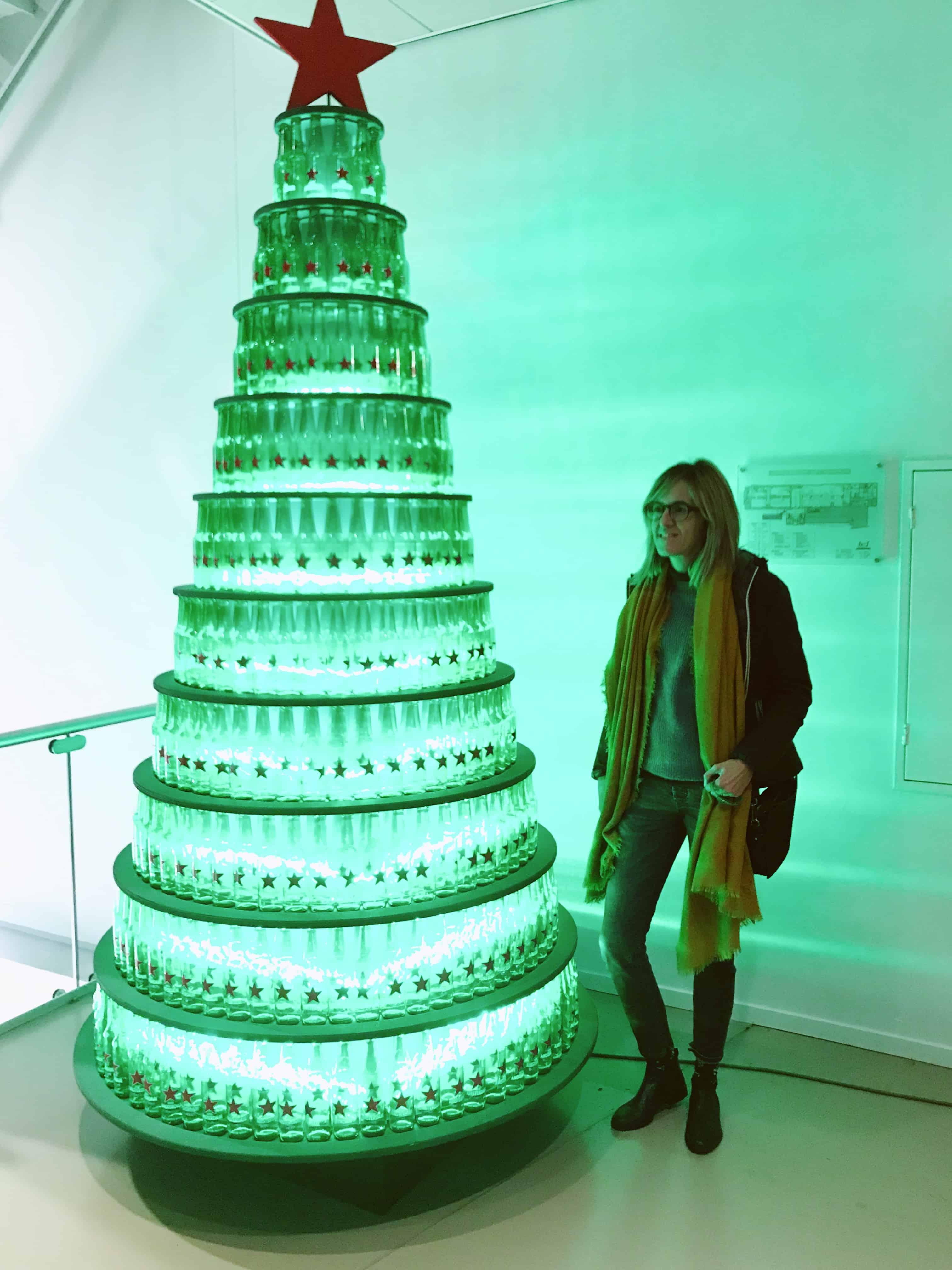Albero Di Natale Heineken.Dove Mangiare E Bere Ottima Birra Ad Amsterdam La Simo In Viaggio