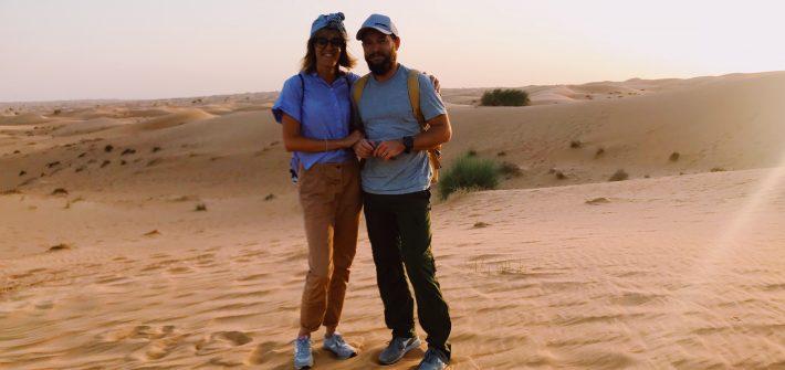 Un'escursione nel Deserto di Dubai come organizzare