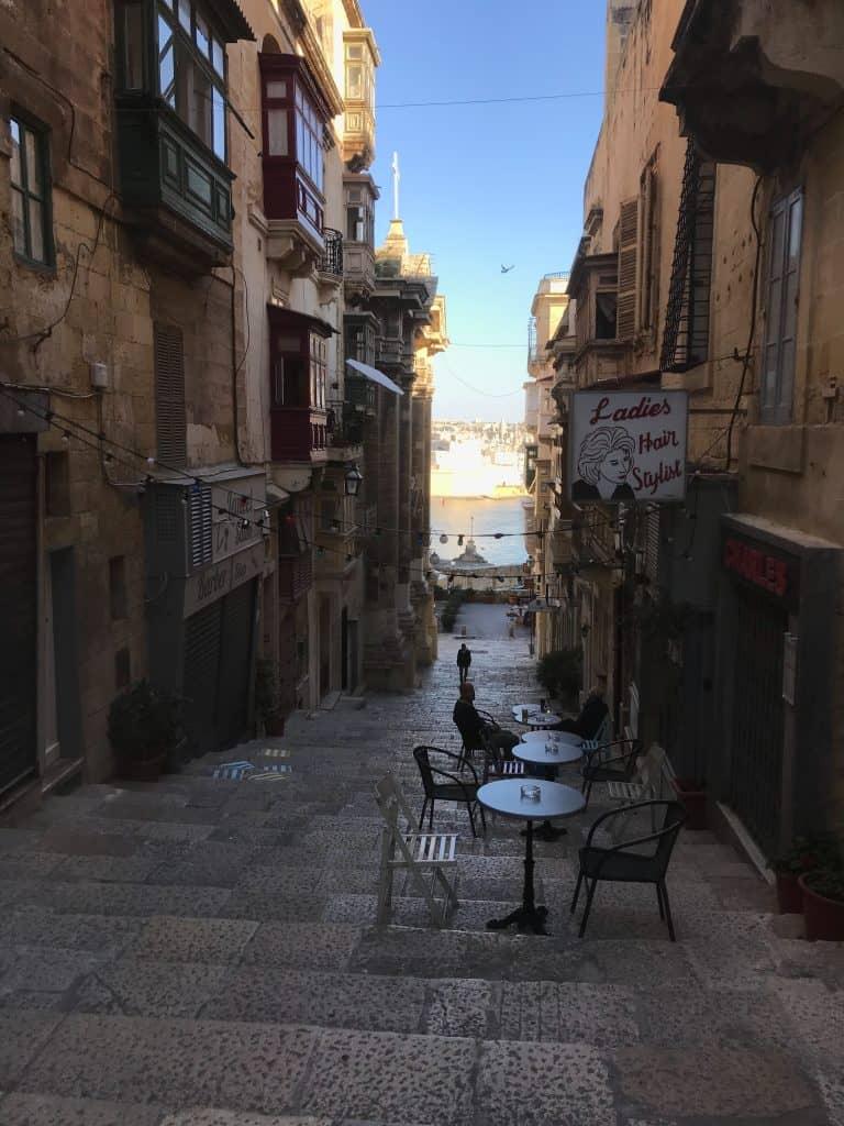 Dove mangiare a La Valletta Malta