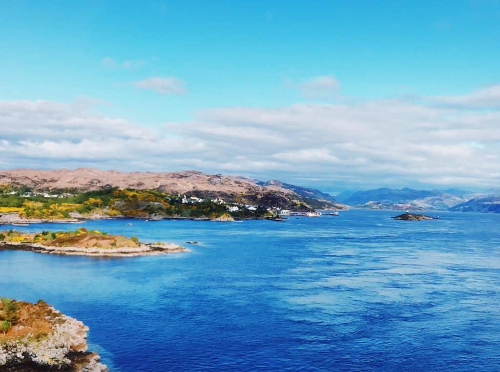 Come raggiungere l'isola Di Skye in Scozia