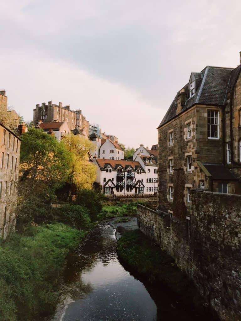 Cosa vedere a Edimburgo: Dean village