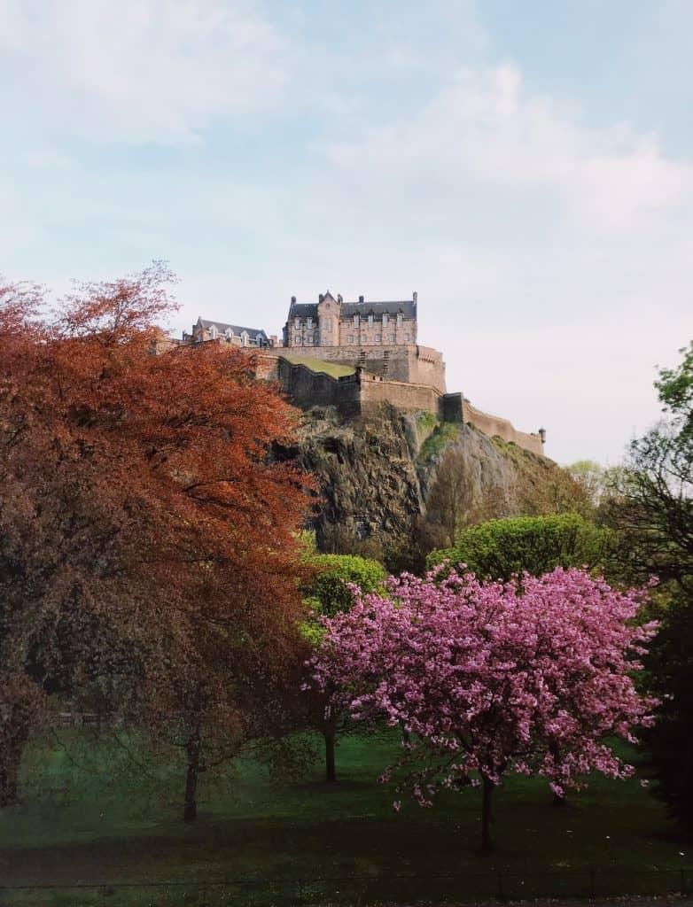 Cosa vedere a Edimburgo in 2 giorni: visitare il castello