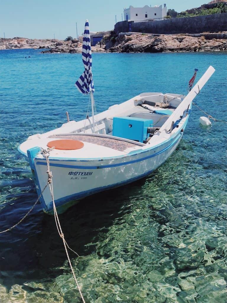 Le spiagge di Milos