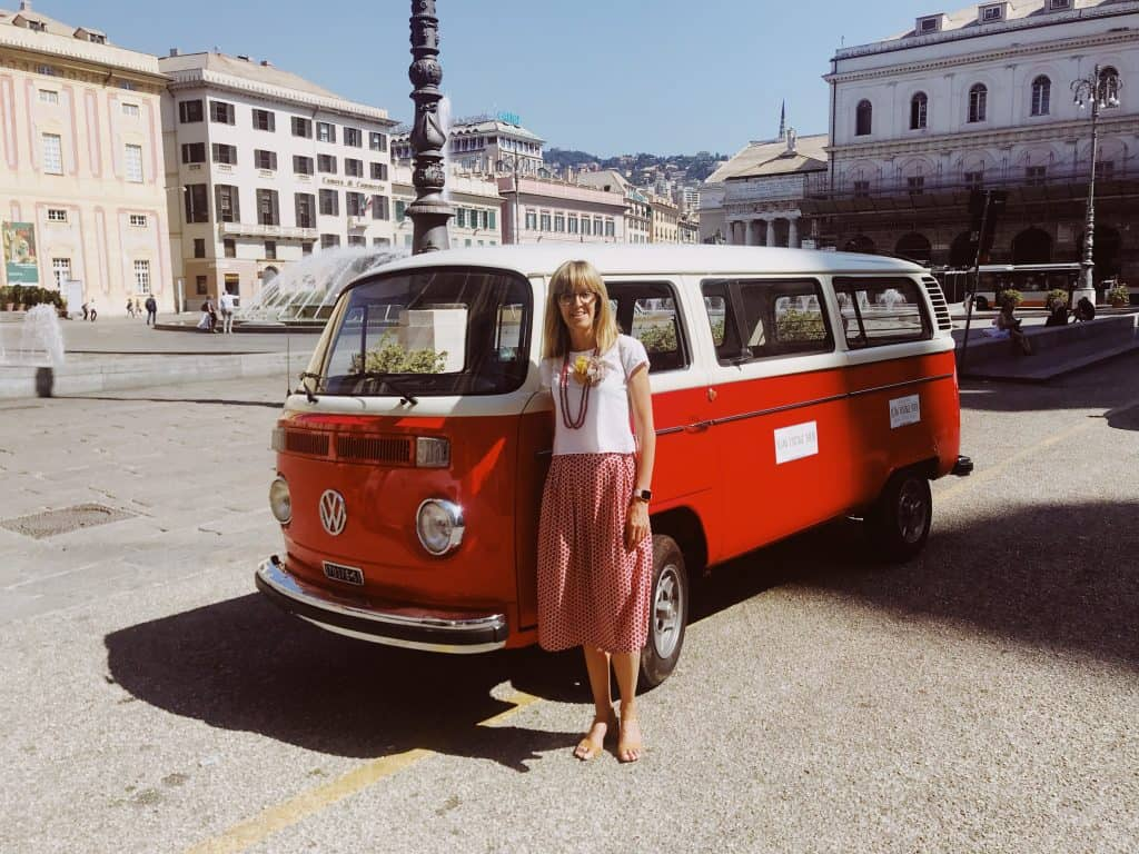 A Genova con Slow Vintage Tour
