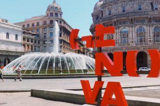 Genova - Piazza De Ferraris