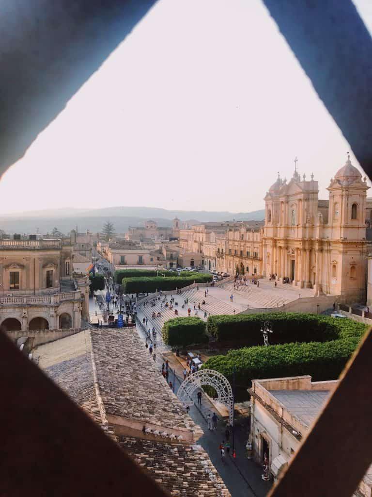 Itinerario in Sicilia Orientale
