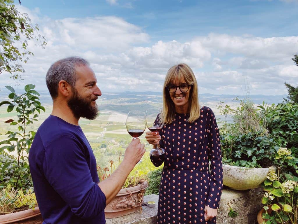 Weekend a Montalcino visita in cantina