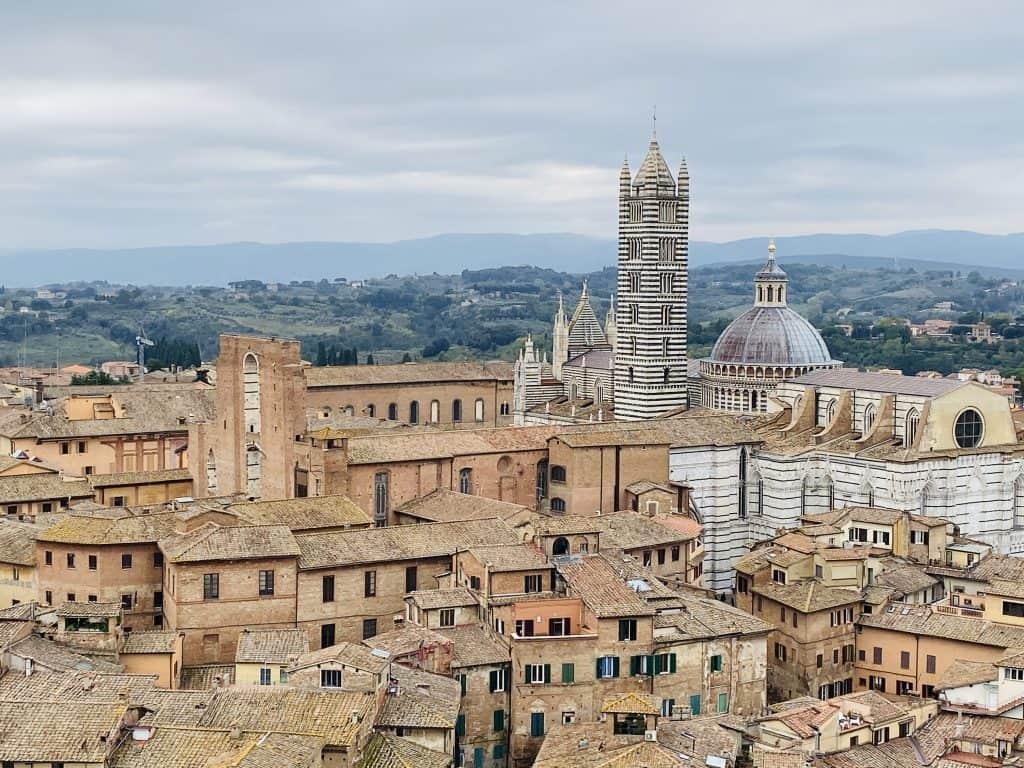 Weekend a Montalcino: gita a Siena