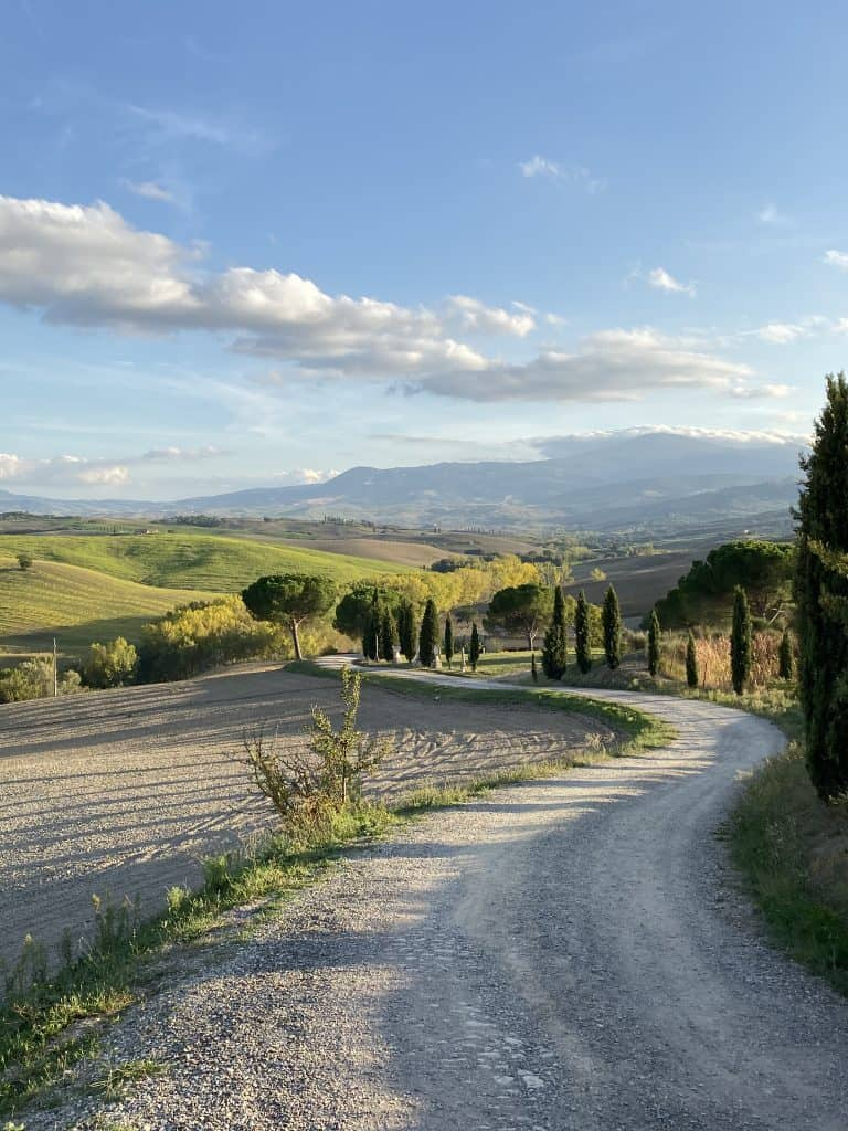 Weekend a Montalcino in giro per la Val D'Orcia