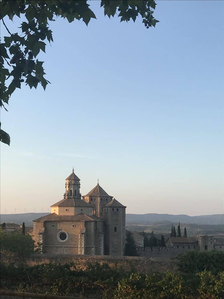 Visitare il monastero di Plobet