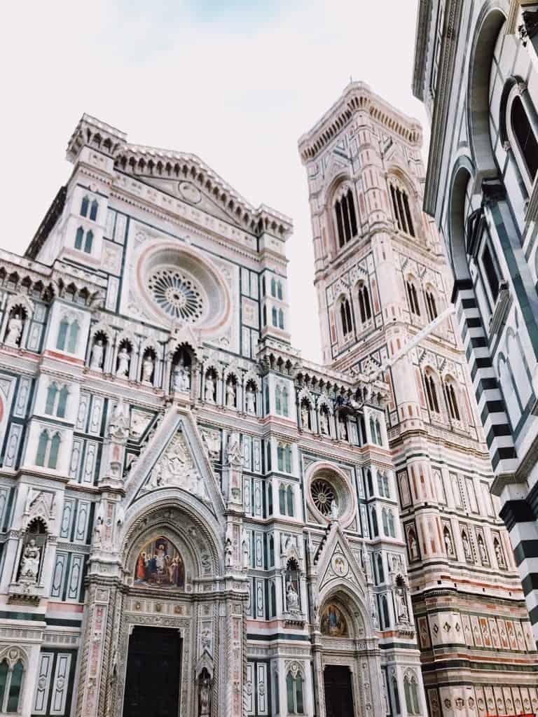 Passeggiata a Firenze: il Duomo
