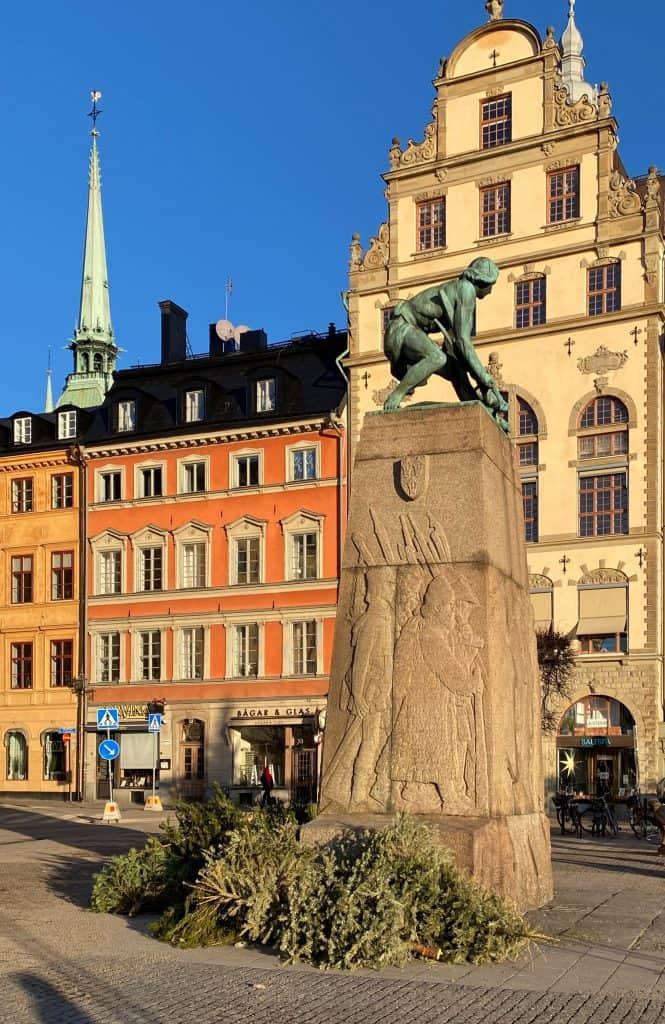Gamla Stan - cuore medioevale di Stoccolma