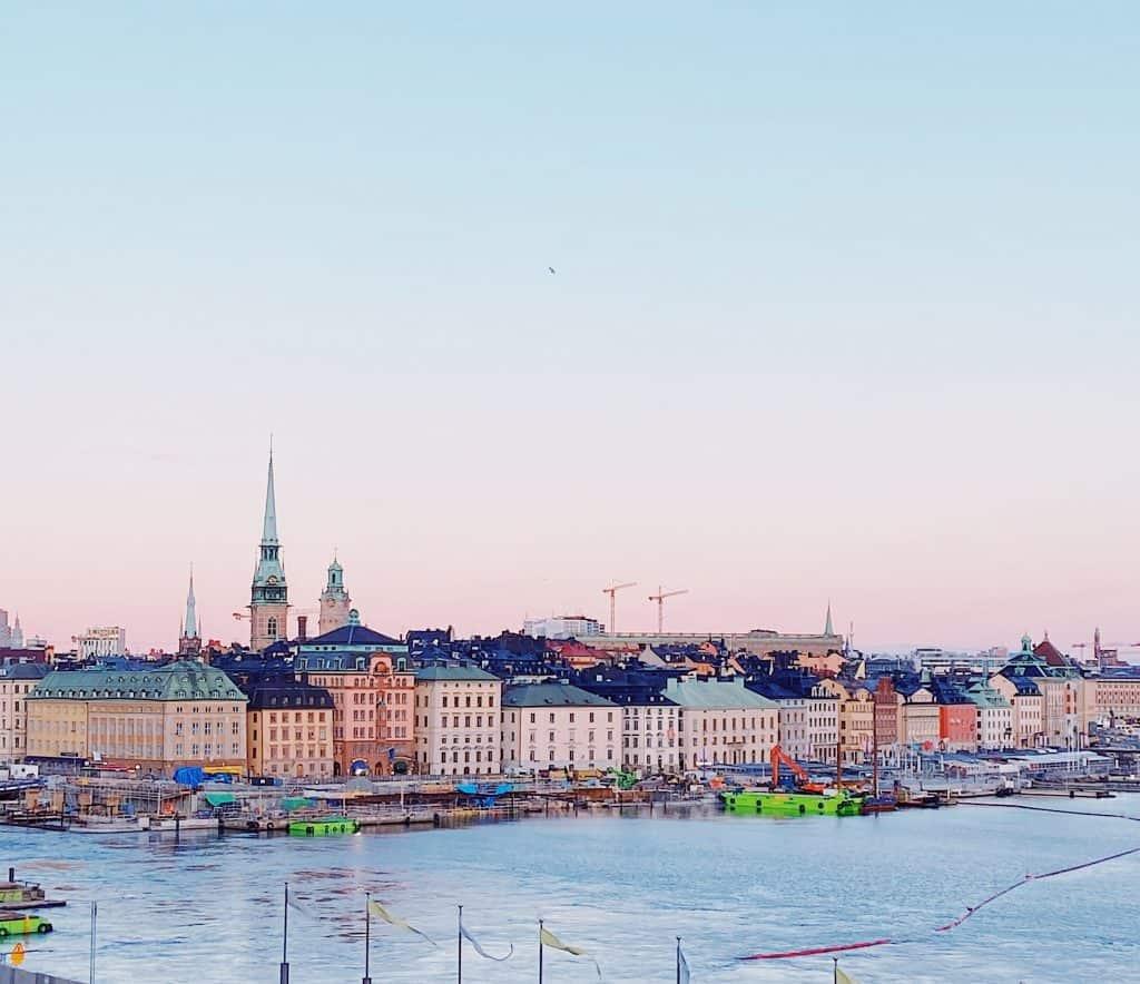Stoccolma consigli per visitarla in inverno