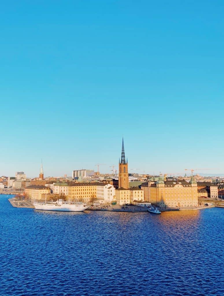 Le migliori viste panoramiche di Stoccolma