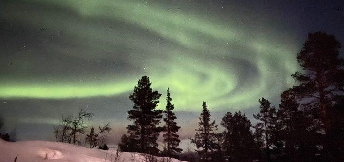 Perché andare in Lapponia in inverno