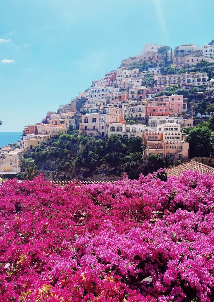 Cosa fare in Costiera Amalfitana: visitare Positano