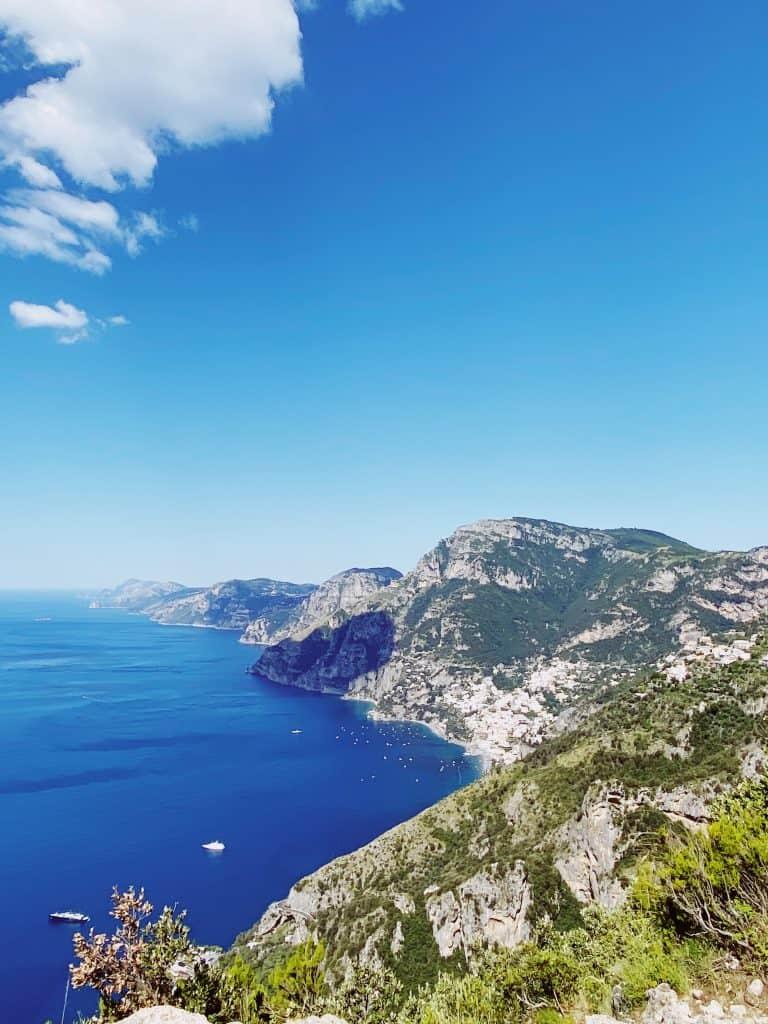 Cosa fare in Costiera Amalfitana: percorrere il Sentiero degli Dei