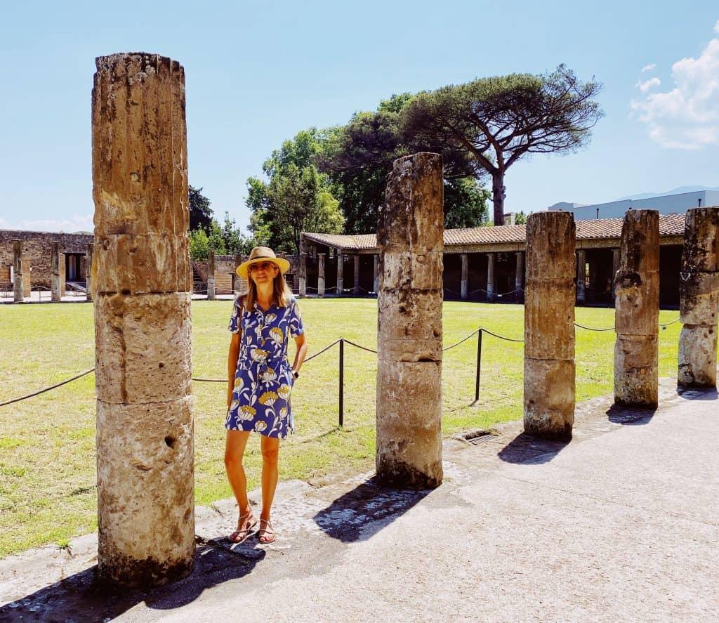 Cosa fare nei dintorni della Costiera Amalfitana: Pompei