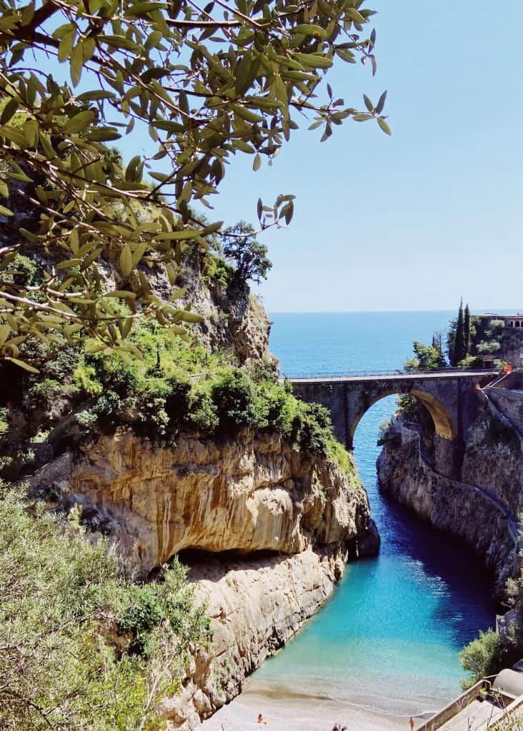Cosa fare in Costiera Amalfitana: vedere il fiordo di Furore