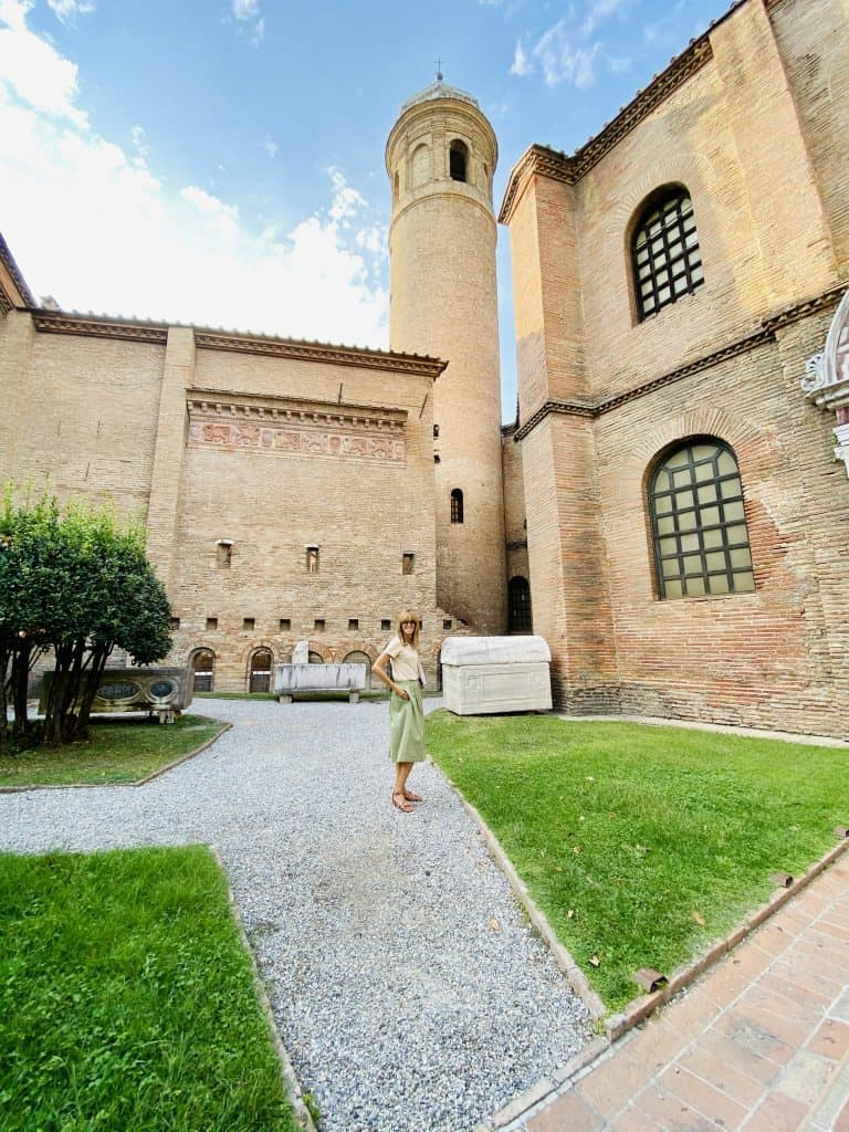 un giorno a Ravenna cosa vedere