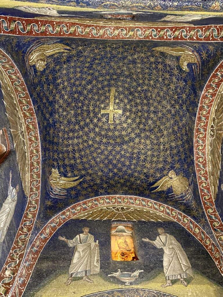I mosaici di Galla Placidia